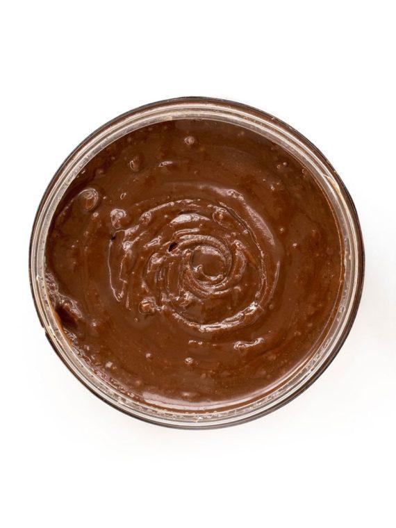 Шоколадная паста — текстура